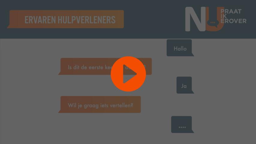 Hoe werkt de chatbox van Nupraatikerover?